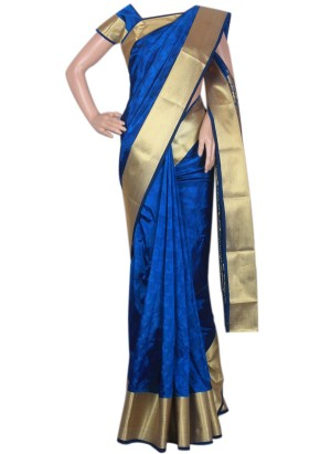 royal-blue-pure-silk