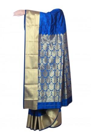 royal-blue-silk-saree-2